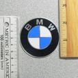 BMW Emblem, Flat - 60mm