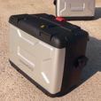 BMW RIGHT Side Vario Case for R1200GS (thru 2012)
