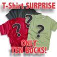 A Bob's T-Shirt Surprise