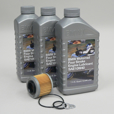 10% OFF! Complete Oil Change Kit for F650ST/Funduro