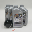 10% OFF! Complete Oil (10W40) Change Kit for F800GS/R, F700GS & 650GS TWIN