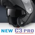 Schuberth C3 Pro Helmet, Solid Colors