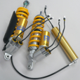 OHLINS TTX-ESA Front & Rear for R1200GS Adventure