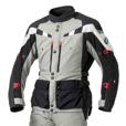 BMW GS Dry Suit - Men's Jacket - Gray/Black