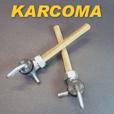 Karcoma Petcocks fit 1970-'95 Airheads