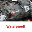 Firstgear Torrent Waterproof Duffel - 25 Liters