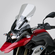 ZTechnik Clear Tour Windshield for R1250GS/GSA & R1200GS/GSA 13-18