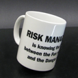 Bob's Risk Management Mug