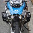 AltRider Crash Bars, Black - R1200GS(W) 2013 ONLY