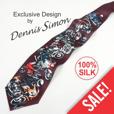 Silk Necktie - Airhead Classics