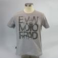 BMW Motorrad Logo Men's Grey T-shirt