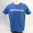 BMW Motorrad Logo T-Shirt, Blue
