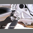 Footpeg Lowering Kit by Verholen, S1000RR (->2011)