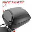 BMW Backrest for 28 Liter Top Case