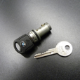 BMW Lock (1) - 22 Liter Top Case