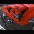 R&G Aero Frame Sliders - 'No Cut', S1000RR 2012-'14