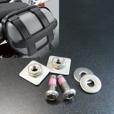 BMW Sports Pannier Mounting Hardware Set, F800 models
