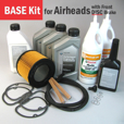 Full Service BASE Kit for Airheads, 1974-'80 - Front Disc Brake
