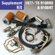 Full Service Supplement Kit for 1977-'78 R100RS & RT