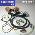 Full Service Supplement Kit for 1978 R80/7