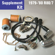 Full Service Supplement Kit for 1979-'80 R80/7