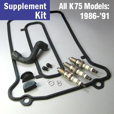 Full Service Supplement Kit for All 1986-'91 K75 Models