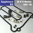 Full Service Supplement Kit for All 1991-'95 K75 Models