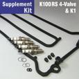 Full Service Supplement Kit for 4-Valve K100RS & K1