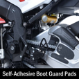 R&G Eazi-Grip Boot Guard Pads - S1000RR - 2015