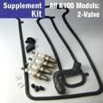 Full Service Supplement Kit for All 2-Valve K100 Models