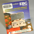 EBC High Performance Brake Pads FA604/4HH