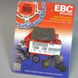 EBC Brake Pads FA208X