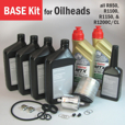 Full Service BASE Kit, All R-Series 850-1100-1150-1200C/CL Oilheads