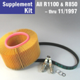 Full Service Supplement Kit for R1100 RS/RT/GS/R & R850R thru 11/97