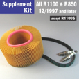 Full Service Supplement Kit for R1100 RS/RT/GS/R & R850R 12/97->