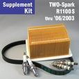 Full Service Supplement Kit for R1100S, 2-Spark thru 6/03