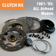 Complete Clutch Kit for Airheads, 1981-'95