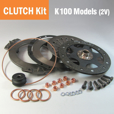 Complete Clutch Kit for 2-Valve K100 Models