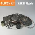 Complete Clutch Kit for All K75 Models