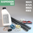 Front Suspension Revival Kit for Airheads, 1974-'76
