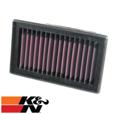 K&N Air Filter, F800 S/ST/GS/R, F650GS (Twin), F700GS