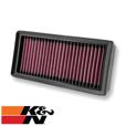 K&N Air Filter, K1600GT/GTL & Bagger