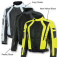 Olympia Men's Airglide 5 Mesh Tech Jacket