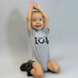 BMW I Love Bikes Bodysuit for Infants & Toddlers