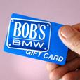 Bob's Gift Card