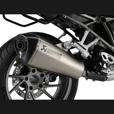 Akrapovic HP Sport Muffler - R1200R(W)