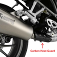 Akrapovic Carbon Heat Guard - R1200R(W)