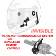 Sena 10U In-Helmet Bluetooth Communication System w/Remote Control
