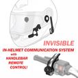 Sena 10U In-Helmet Bluetooth Communication System w/Remote Control