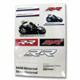 BMW Motorsport Sticker Set